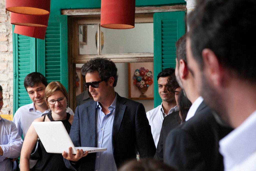 Cerimônia em Mini Wedding Restaurante Vila Madalena