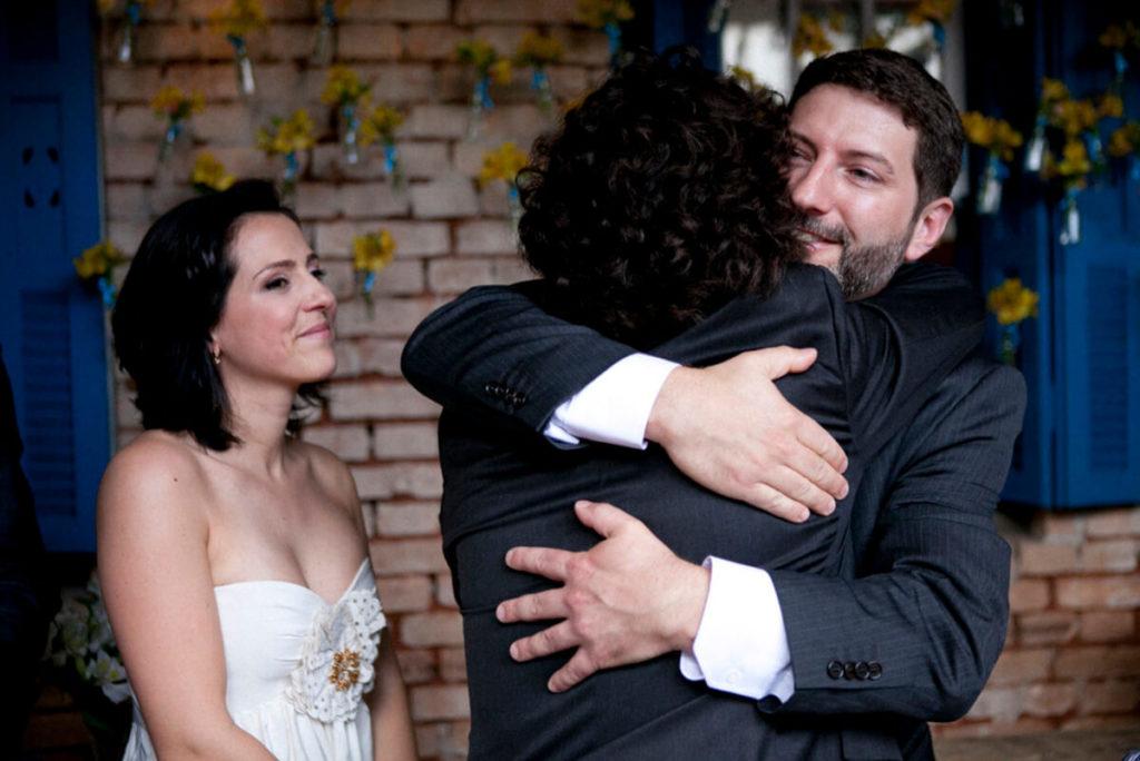 Cerimônia em Mini Wedding Restaurante Vila Madalena2