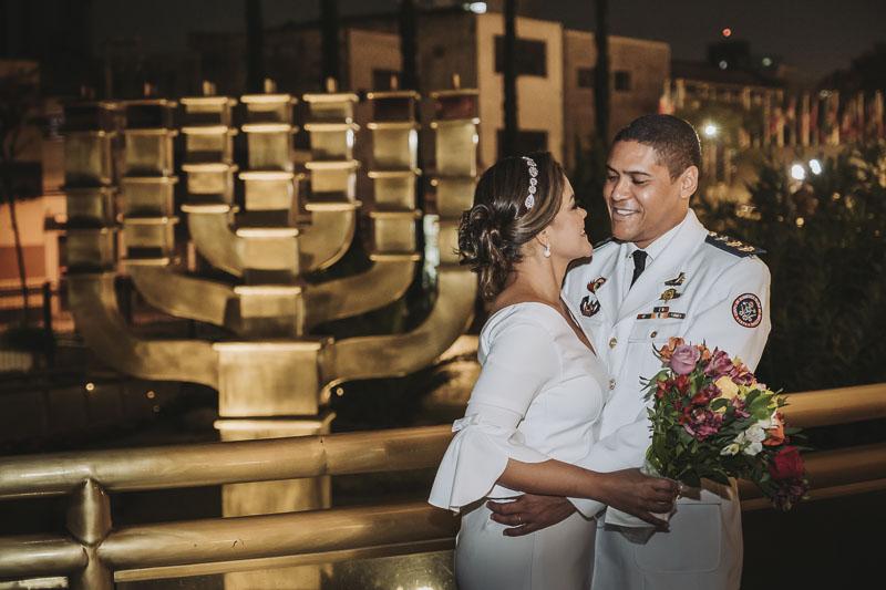 milca alexandre casamento 022 - casamento evangélico casamento no templo de salomão