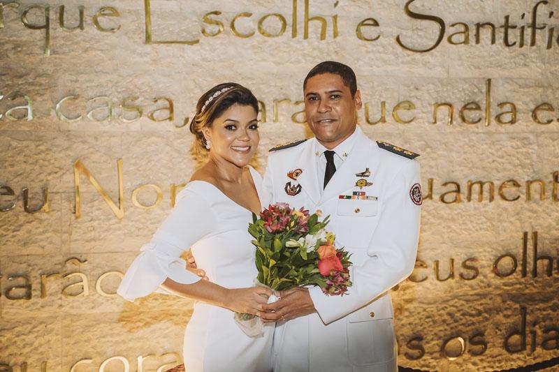 milca alexandre casamento 033 - casamento evangélico casamento no templo de salomão
