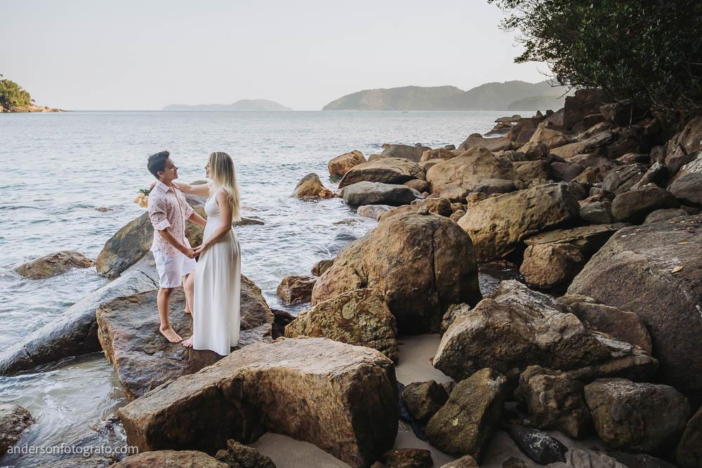 ensaio pre wedding domingas dias pedras