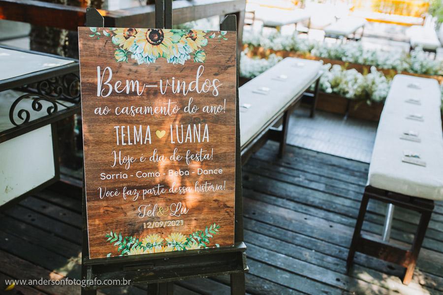 Telma Luana 119 - buffet capricho zona norte Casamento Buffet Capricho - LGBTQIA+